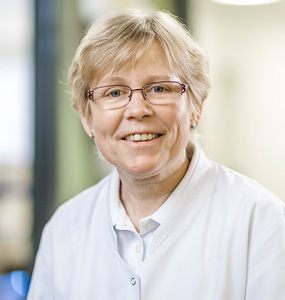 Dr. Angelika Conrads, Fachärztin für Radiologie