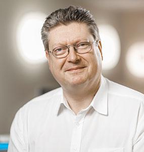 Frank Deutzmann, Facharzt für Radiologie