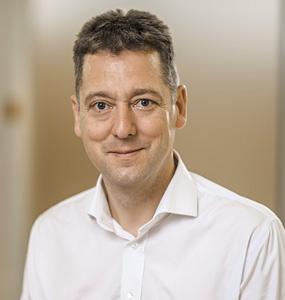 Prof. Lutz Freudenberg, Facharzt für Nuklearmedizin
