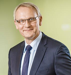 Uwe Henke, Kaufmännischer Geschäftsführer