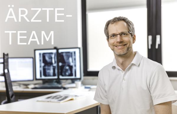 Ärzte Team - Unsere Fachärzte für Radiologie und Nuklearmedizin