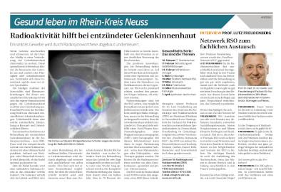 NGZ Gesundheitsserie - ZRN RSO Netzwerk