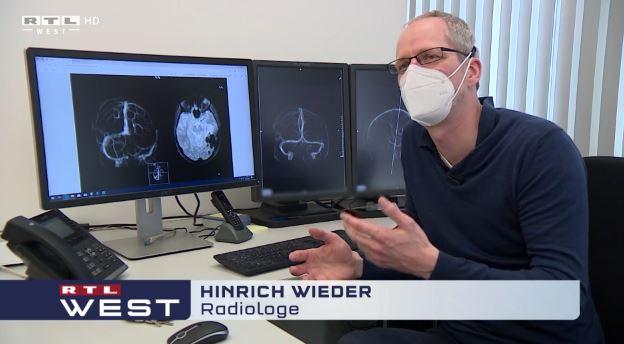 Interview RTL West mit Prof. Dr. Wieder